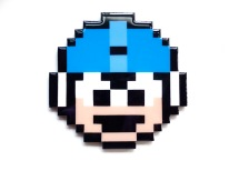 Mega Man Head
